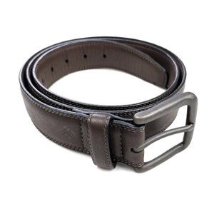 Columbia Eco-Friendly Outdoor Faux Leather Belt XL